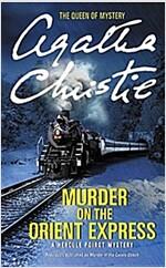 Murder on the Orient Express: A Hercule Poirot Mystery (Mass Market Paperback)