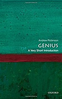 Genius: A Very Short Introduction (Paperback, New)