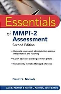 Essentials of Mmpi-2 Assessment (Paperback, 2)