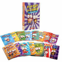 Fly Guy and Buzz Mega 15 Books Set (Paperback)