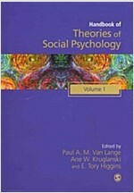 Handbook of Theories of Social Psychology (Hardcover)