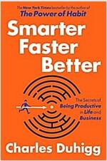 Smarter Faster Better (Paperback)