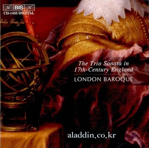 [수입] 17세기 영국 런던 음악 - 기븐스 & 코프라리오 외 : 소나타 외