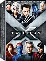 엑스맨 트릴로지 박스세트 (3disc)