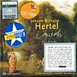 [수입] 헤르텔 : 협주곡 & 신포니아 선집 (SACD)