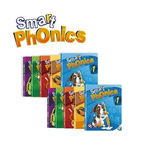 Smart Phonics (New Edition) 10권 세트