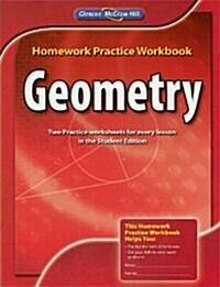 Geometry, Homework Practice Workbook (Paperback, Workbook)