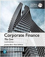 Corporate Finance: The Core, Global Edition (Paperback, 4 ed)