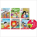 Oxford Reading Tree : Stage 4 More A Decode and Develop (Storybooks 6권 + Audio CD 1장, 미국발음) (Paperback)