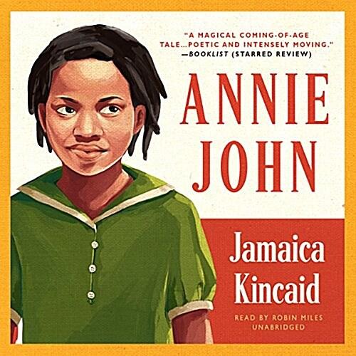 Annie John (MP3 CD)