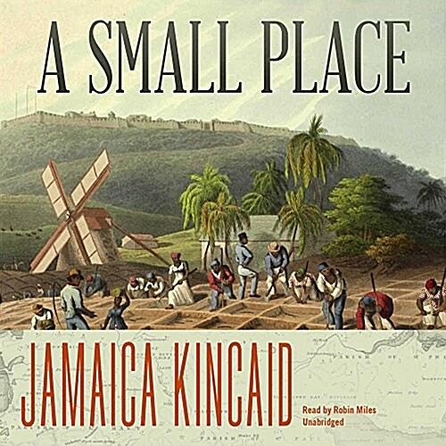 A Small Place Lib/E (Audio CD)