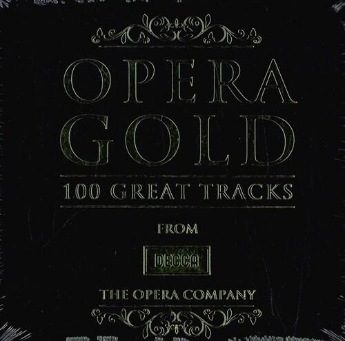 [수입] 오페라 골드 100 [6CD]