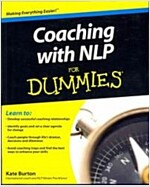 Coaching with NLP for Dummies (Paperback)