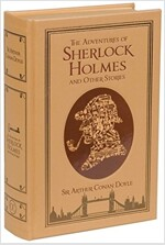 The Adventures of Sherlock Holmes, and Other Stories (Leather)
