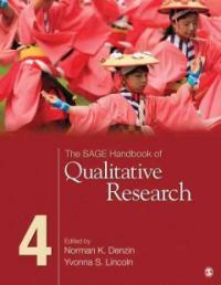 The Sage handbook of qualitative research 4th ed
