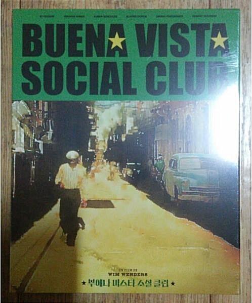 [중고] [블루레이] 부에나 비스타 소셜 클럽 : 1000장 한정판 콤보팩 (2disc: BD+DVD)