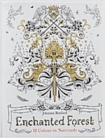 Enchanted Forest Notecards (Paperback)