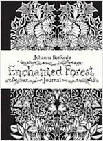 Johanna Basford's Enchanted Forest Journal (Hardcover)