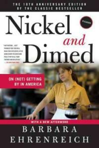 Nickel and Dimed: On (Not) Getting by in America (Paperback, 10, Anniversary)
