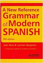 A New Reference Grammar of Modern Spanish (Paperback, 5 New edition)