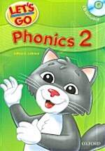 Lets Go: 2: Phonics Book with Audio CD Pack (Package)