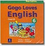 Gogo Loves English 6 (Audio CD 1장)