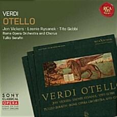 [수입] 베르디 : 오텔로 (2CD)