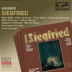 [수입] 바그너 : 지그프리트 (4CD)
