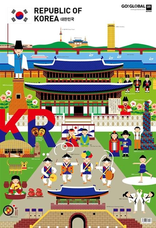 G20 : 대한민국 (벽보)