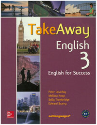 Take Away English 3 : Student Book (Paperback + CD, 1st, International Edition)