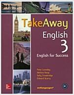 Take Away English 3 : Student Book (Paperback + CD, 1st, International Edition)