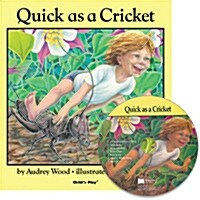노부영 Quick as a Cricket (Paperback + CD)
