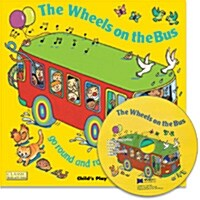 노부영 The Wheels on the Bus Go Round and Round (Paperback + CD)