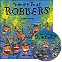 노부영 Twenty-Four Robbers (Paperback + CD)