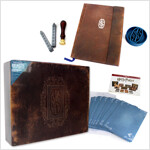 Fantastic Beasts and Where to Find Them: Newt Scamander Deluxe Stationery Set (Other)