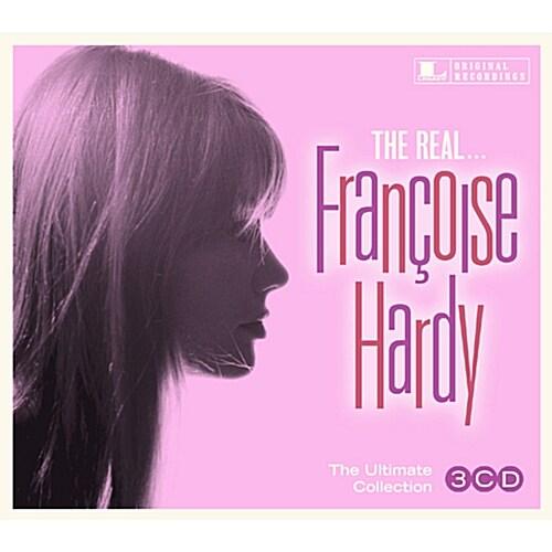 [수입] Francoise Hardy - The Real... Francoise Hardy: The Ultimate Francoise Hardy Collection [3CD]