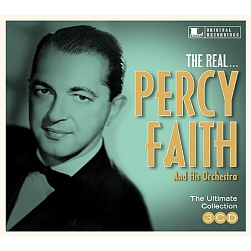 [수입] Percy Faith - The Real... Percy Faith: The Ultimate Percy Faith Collection [3CD]