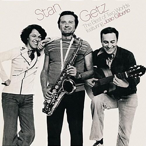 [수입] Stan Getz featuring Joao Gilberto - The Best Of Two Worlds