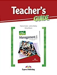 Career Paths: Management I Teachers Guide