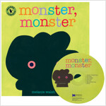 노부영 세이펜 Monster, Monster (Hardcover + CD)
