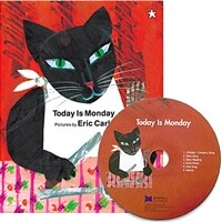 노부영 세이펜 Today is Monday (Paperback + CD)