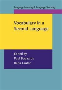 Vocabulary in a second language : selection, acquisition, and testing