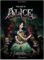 The Art of Alice: Madness Returns (Hardcover)