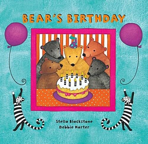 Bears Birthday (Paperback)
