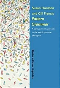 Pattern Grammar (Paperback)