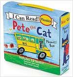 Pete the Cat Phonics Box (Boxed Set)