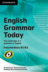 English Grammar Today Book with Workbook : An A-Z of Spoken and Written Grammar (Paperback)
