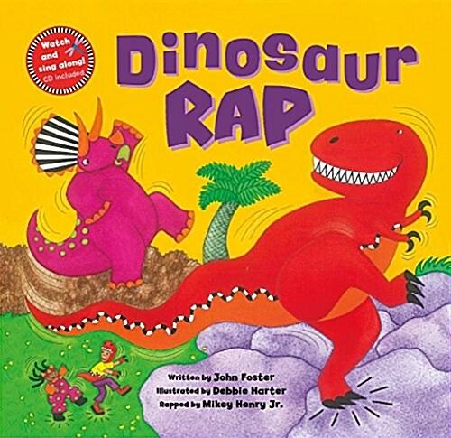 Dinosaur Rap (Paperback)