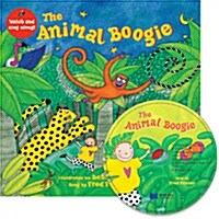 노부영 세이펜 Animal Boogie, The (PB+CD)
