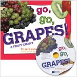노부영 세이펜 Go, Go, Grapes! (PB+CD)